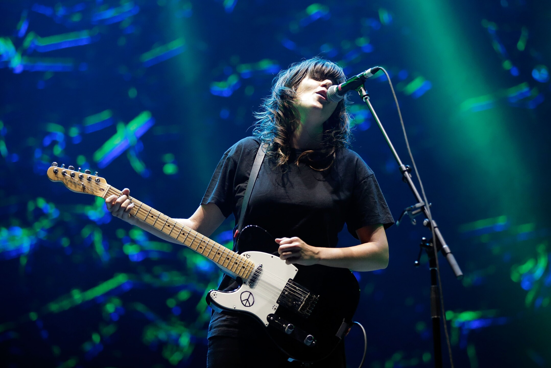 Courtney Barnett will perform July 4 at Summerfest