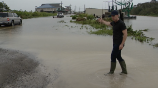 Louisiana parish spared thanks to working levee system