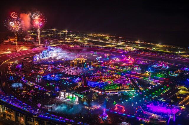 PHOTOS: 2018 Electric Daisy Carnival (EDC) in Las Vegas