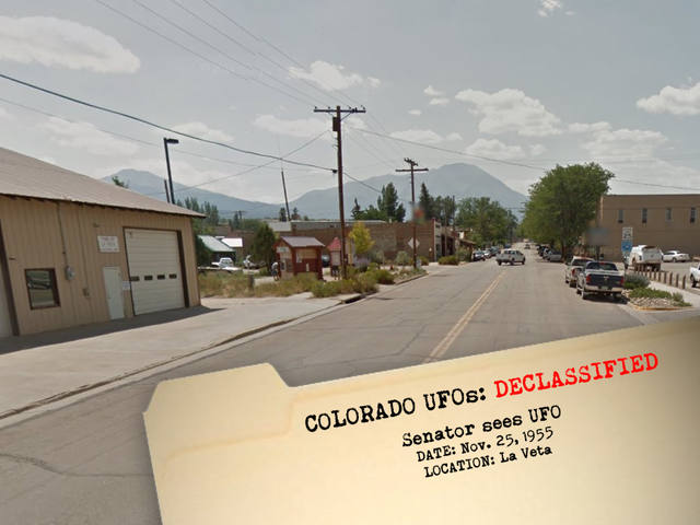 GALLERY: Notable Colorado UFO sightings uncovered in Project Blue Book