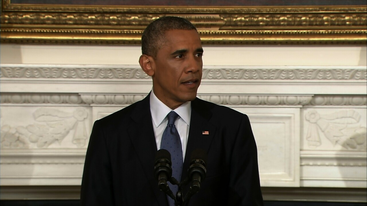 Obama authorizes 'targeted airstrikes' in Iraq to counter militants