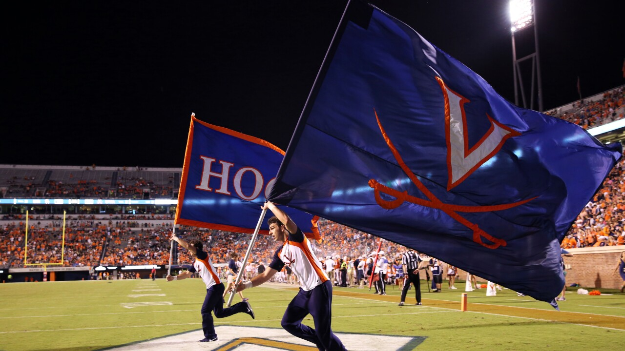 UVA football nationally ranked for first time since 2011