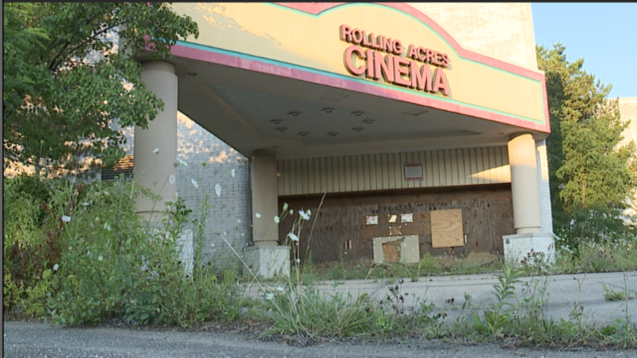 What happens next with Rolling Acres Mall?