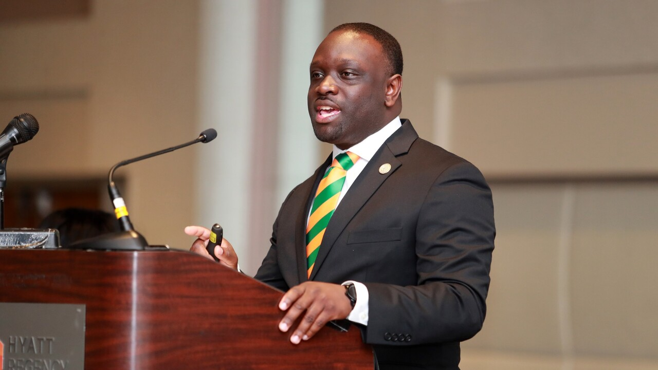 Gosha looks to keep Rattlers in compliance, sustain success at Florida A&M