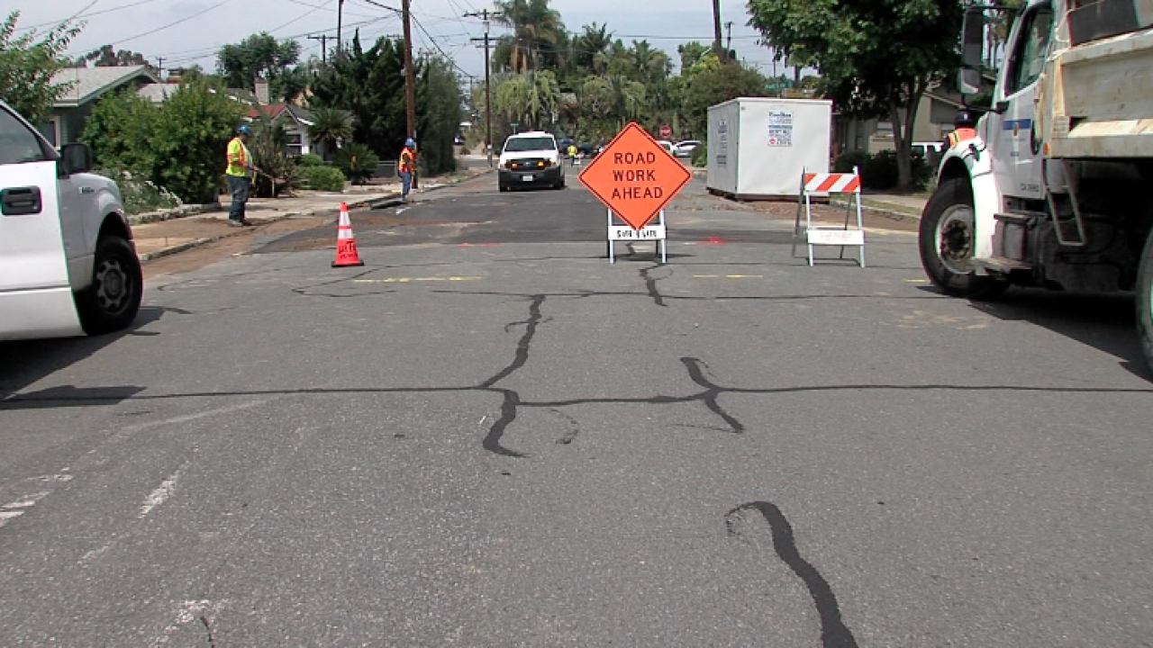 Neighbors upset with water main breaks in North Park