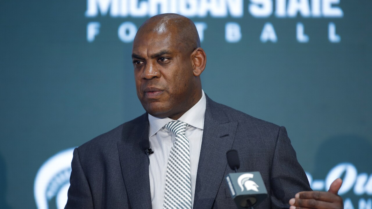 Michigan State reducing athletics salaries, including Izzo and Tucker