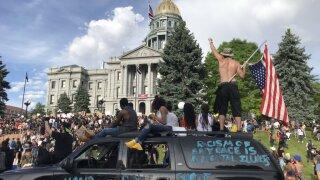 Denver protests