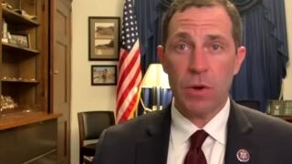 Congressman Jason Crow, a former Army Ranger, reacts to pulling troops from Afghanistan by 9/11