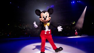 Mickey from Disney on Ice