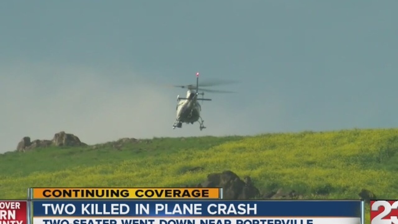 NTSB, FAA investigate TCSD plane crash