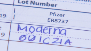 A California woman accidentally got a dose of the Moderna COVID-19 vaccine after previously receiving Pfizer.