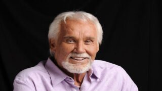 The Late Kenny Rogers Has Returned To The No. 1 Spot On Country Charts For The First Time Since 1986