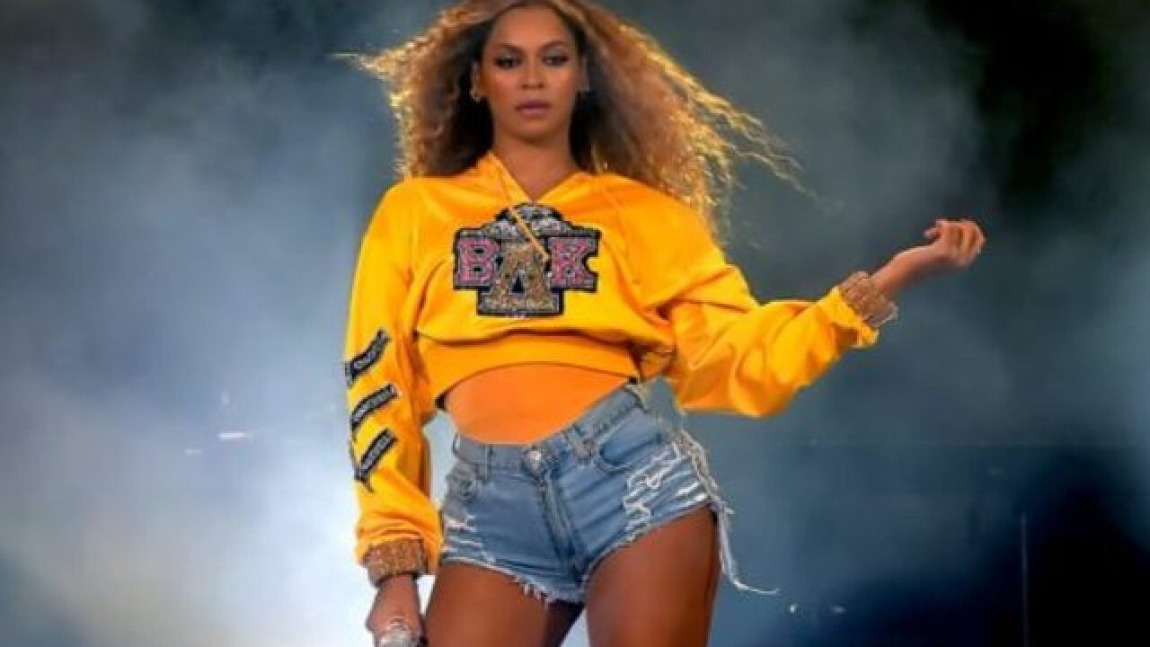 Beyonce reveals she had an emergency c-section