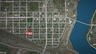 Juvenile facing arson charge in Great Falls