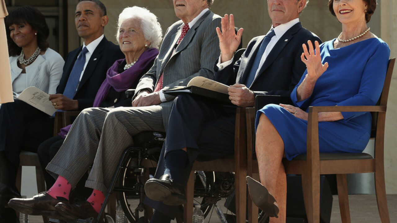 Things to know about late President George H.W. Bush