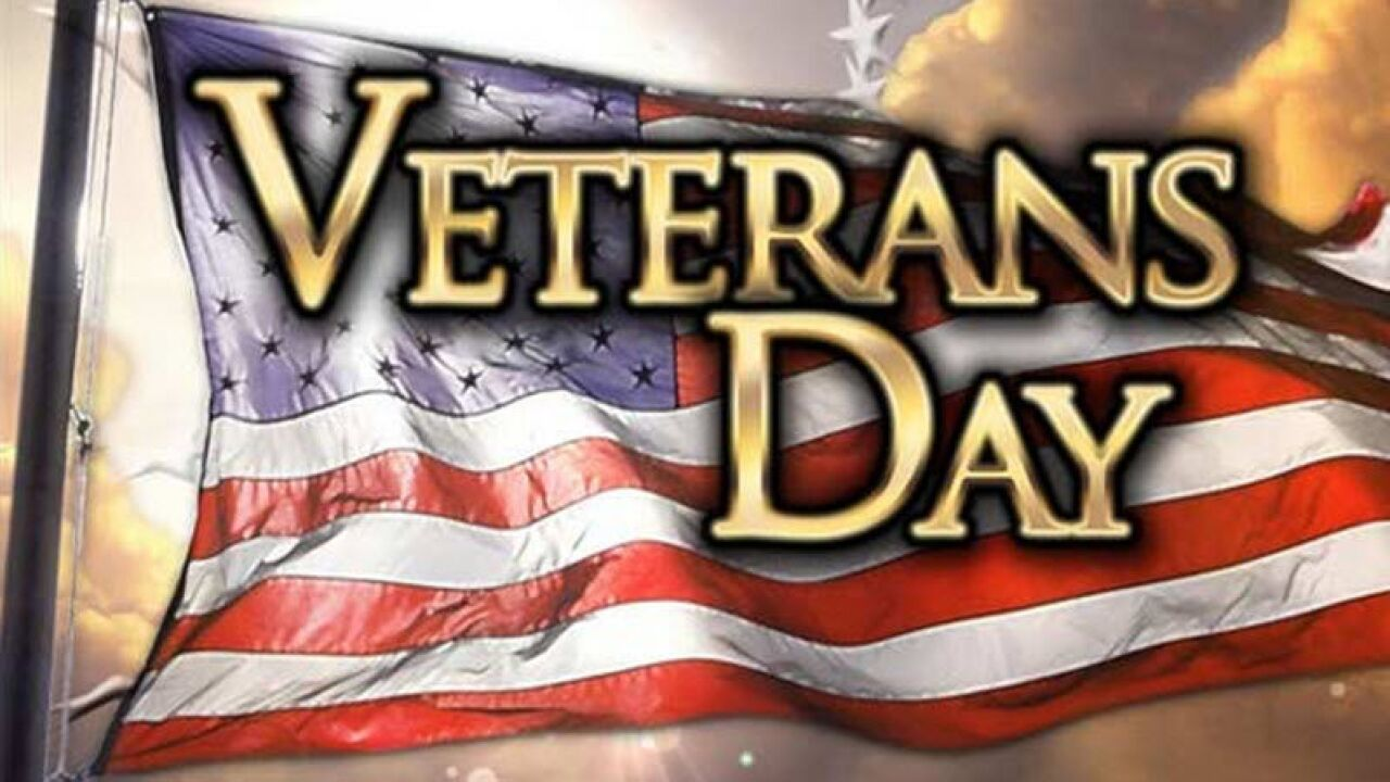 Tijuana Flats celebrates our nation's heroes with free food on Veterans Day