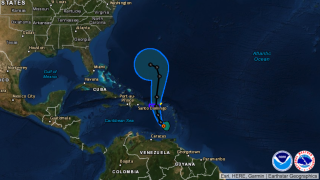 Tropical Storm Karen forms, watch issued for Puerto Rico and US Virgin Islands