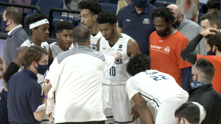 Old Dominion ODU men's basketball