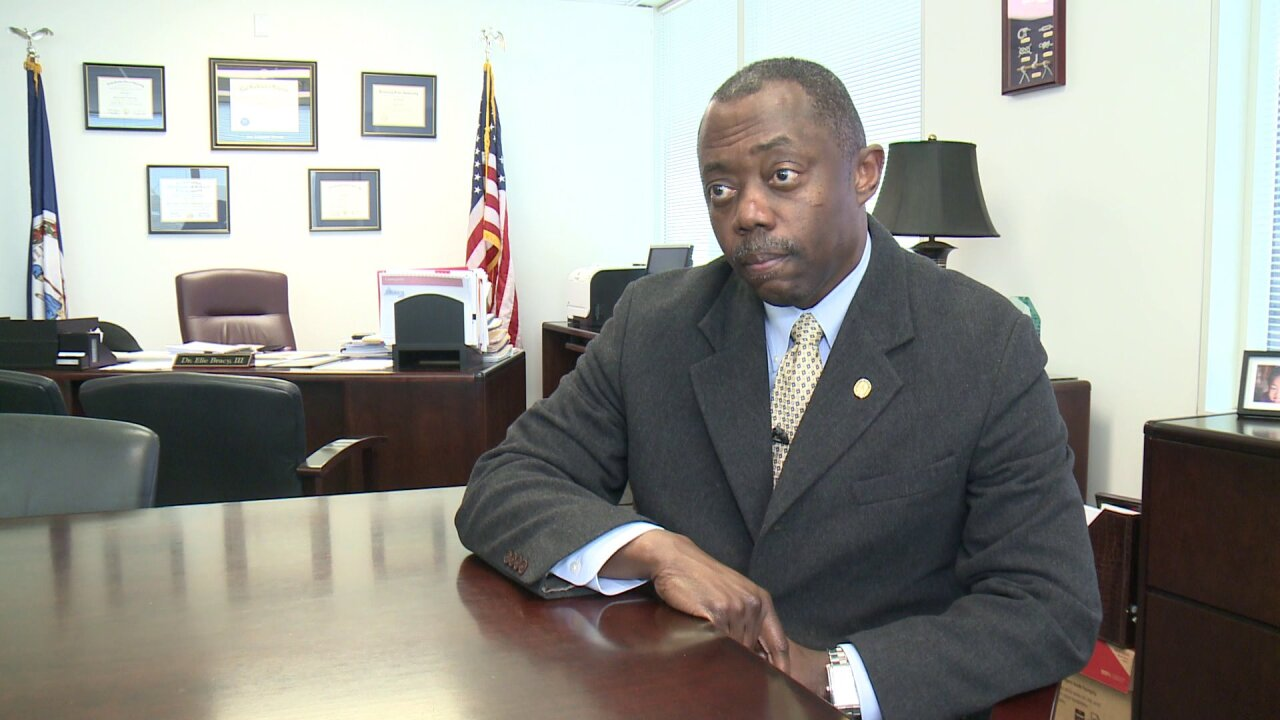Portsmouth Public Schools superintendent talks plans to make schoolssafer