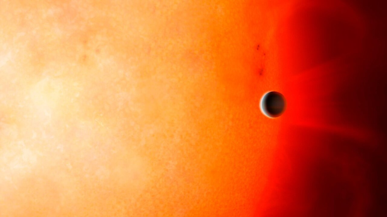 'Forbidden Planet' found by astronomers in Neptunian Desert