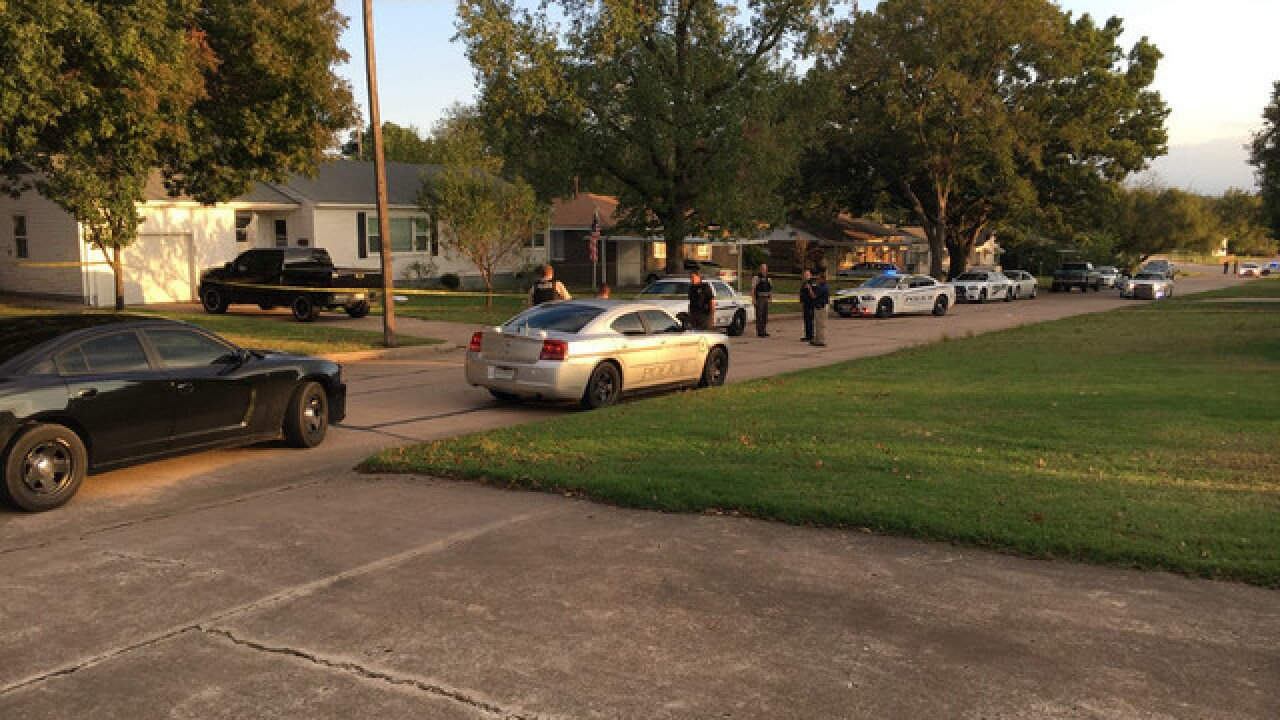 Suspect dead after officer-involved shooting