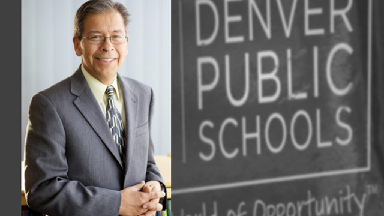 Denver Public Schools announces interim superintendent