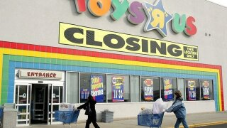 Who will be the big winners in the first Black Friday without Toys 'R' Us?
