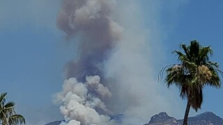 Mt. Lemmon, Summerhaven under 'SET' evacuation notice due to Bighorn Fire