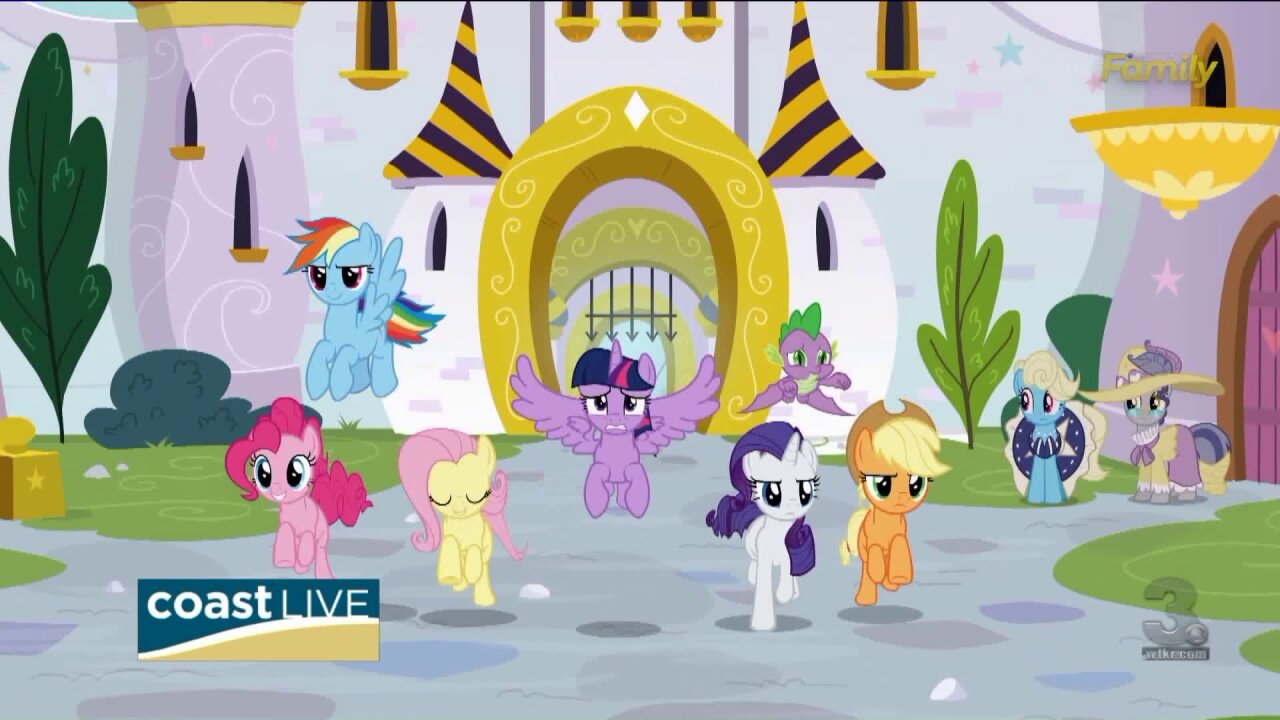 """Speaking with the actress behind """"Twilight Sparkle"""" on CoastLive"""