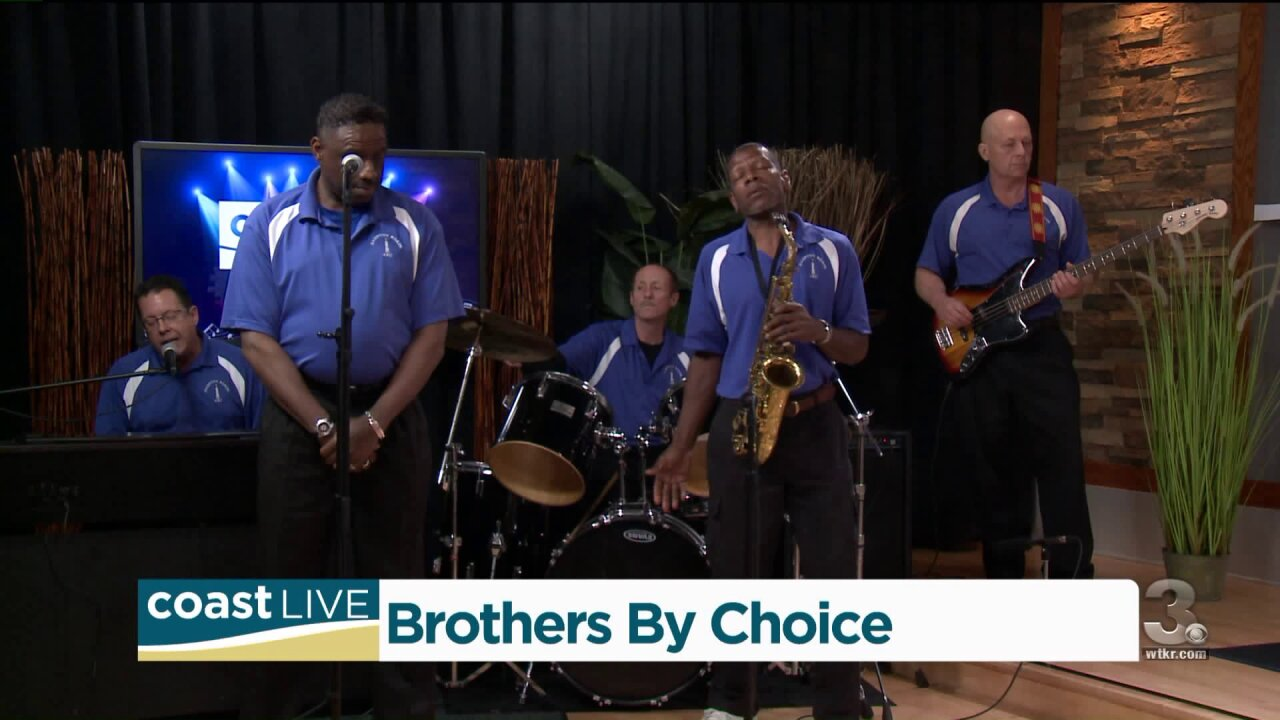 A jazz band with a story to tell for Salvation Army Week on CoastLive