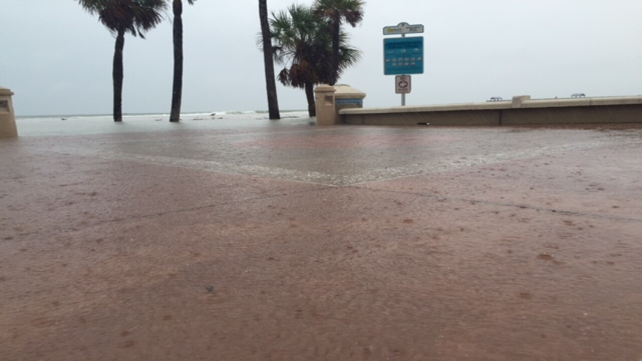 Photos, videos of Tropical Storm Hermine