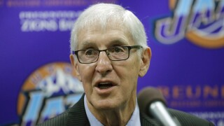 Jerry Sloan: Legendary NBA coach dead at 78