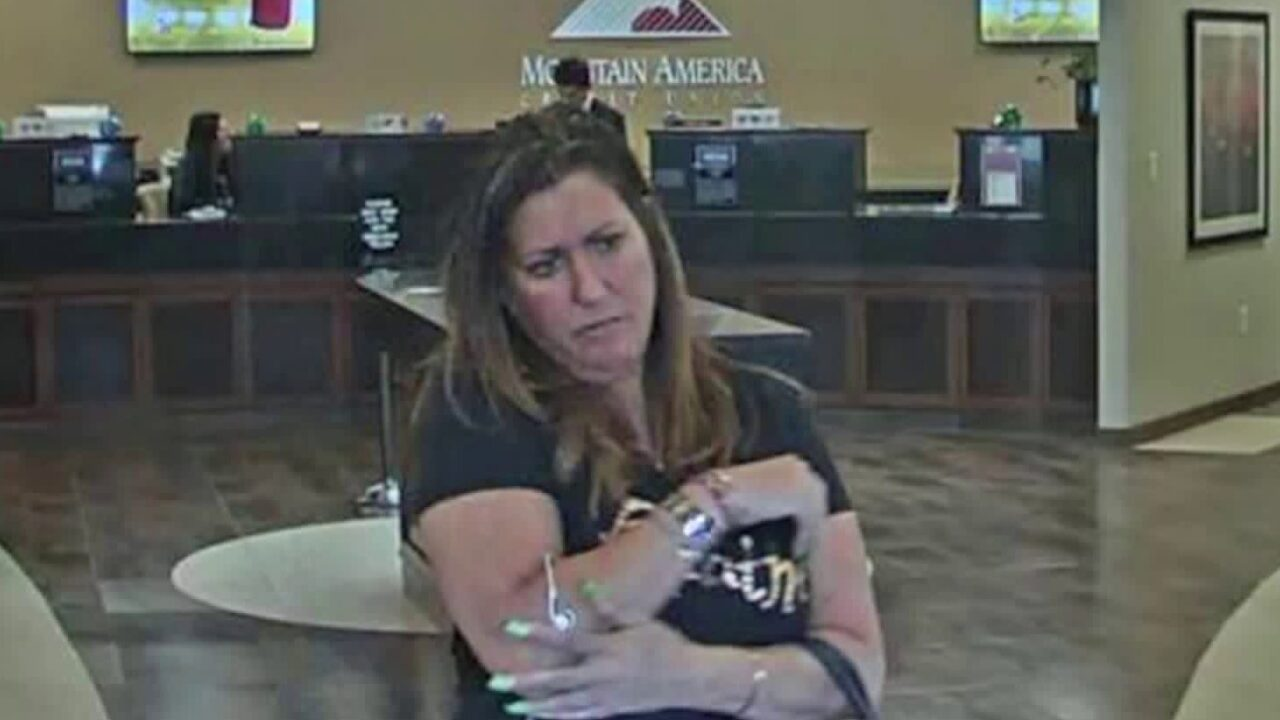 'Wanted': Local fraud spree suspect still on therun