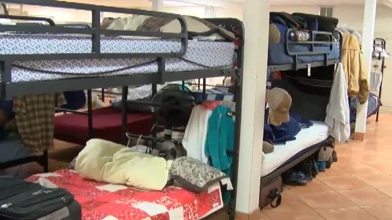 Good Samaritan bunk beds