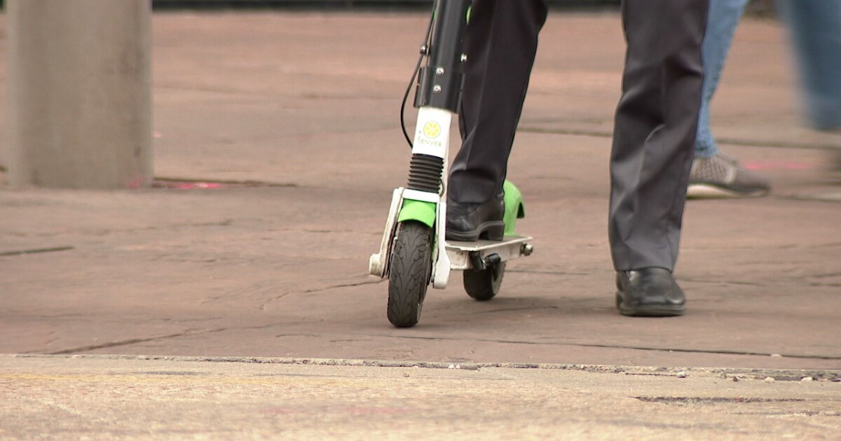 Denver loosens electric scooter rules for parks and trails