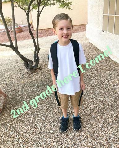 PHOTOS: Las Vegas students head back to school | 2018