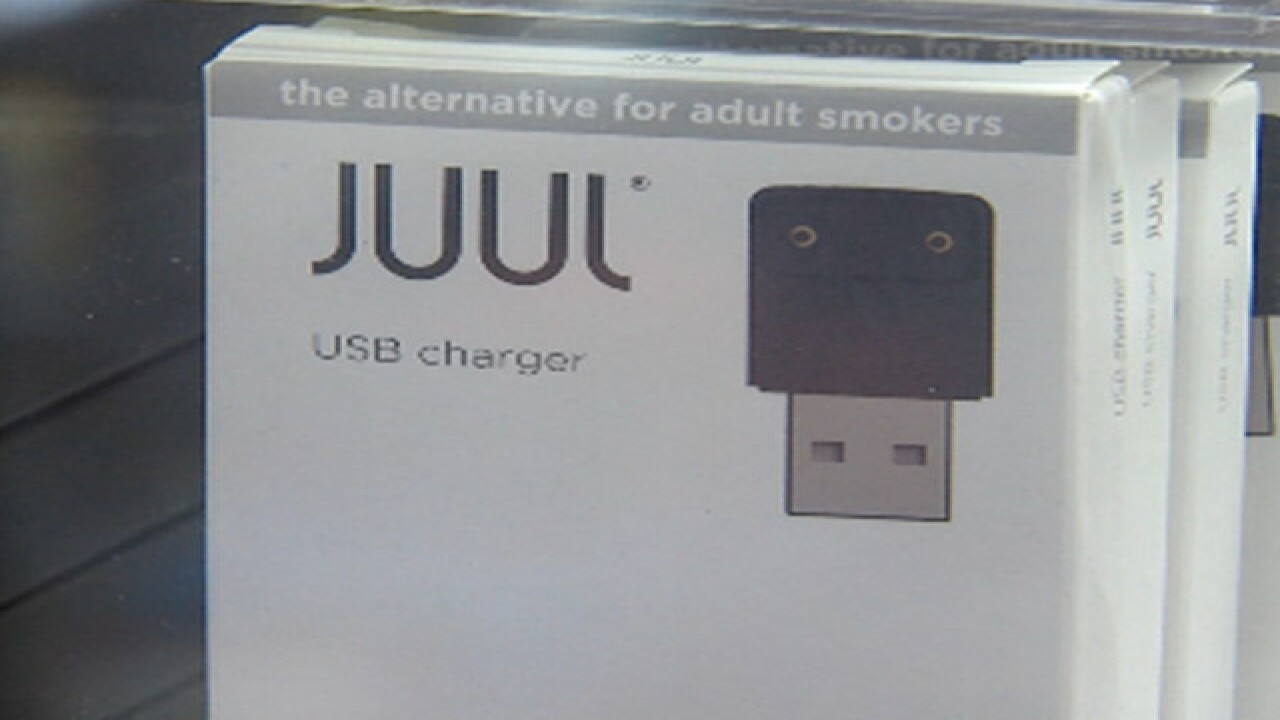 At least four lawsuits filed against Juul this week for allegedly targeting minors