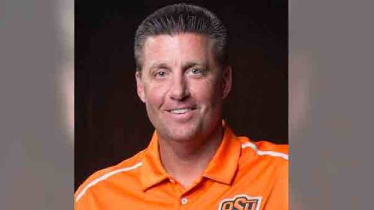 Coach Gundy To Stay In Oklahoma