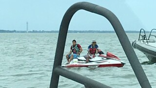 Undocumented immigrant arrested while jet skiing in Lake Erie