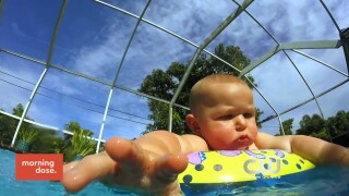Celebrate Wellness: Sunscreen Use On Infants