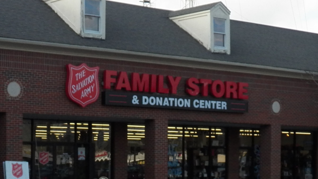 Salvation Army gearing up for March Mega Sale