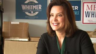 Democrat Whitmer wins Michigan governorprimary