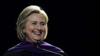 Hillary Clinton lands role as college chancellor in Ireland