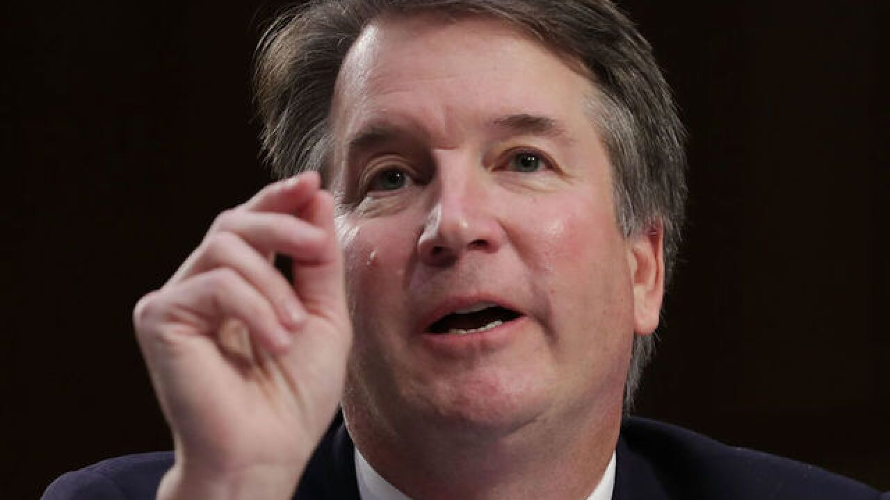 White House open to having second Kavanaugh accuser testify on Thursday