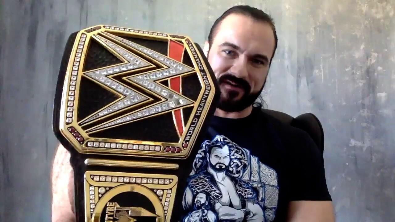 Drew McIntyre WWE Zoom