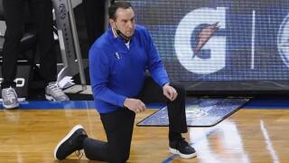 Mike Krzyzewski Duke Coach K