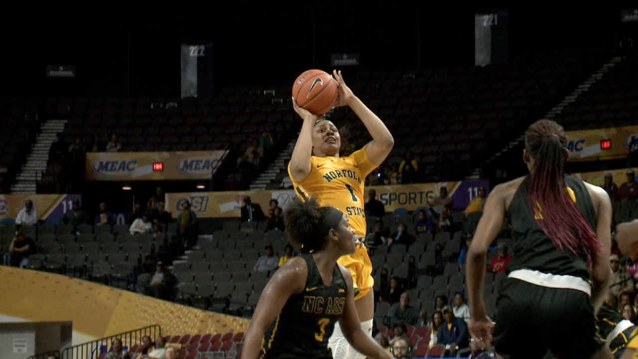 Norfolk State women's hoops punches ticket to first MEAC title game since 2005