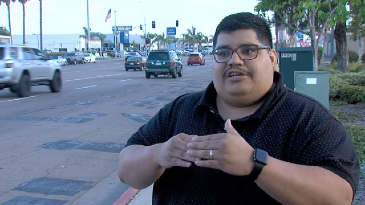 Kearny Mesa man says Apple Watch saved his life