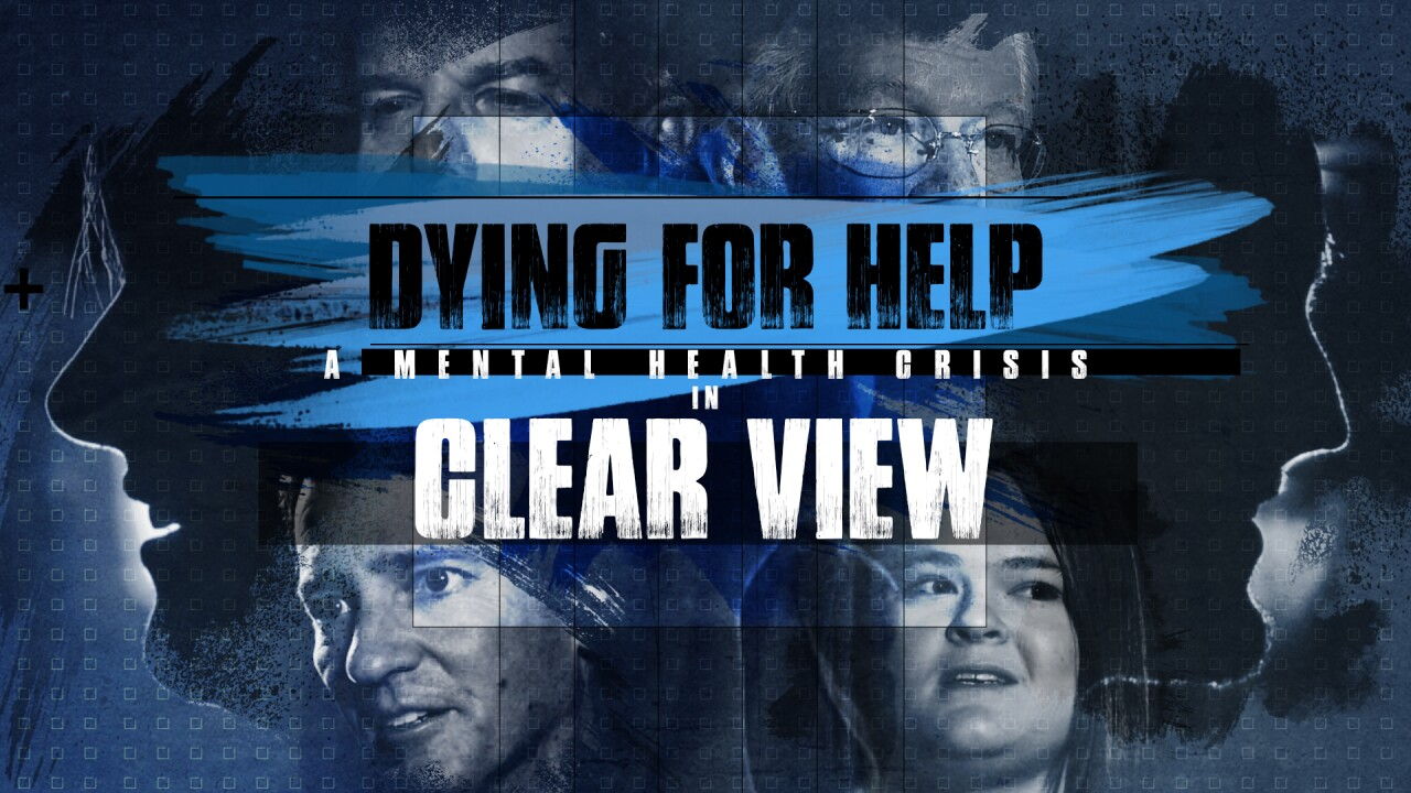 clear view dying for help