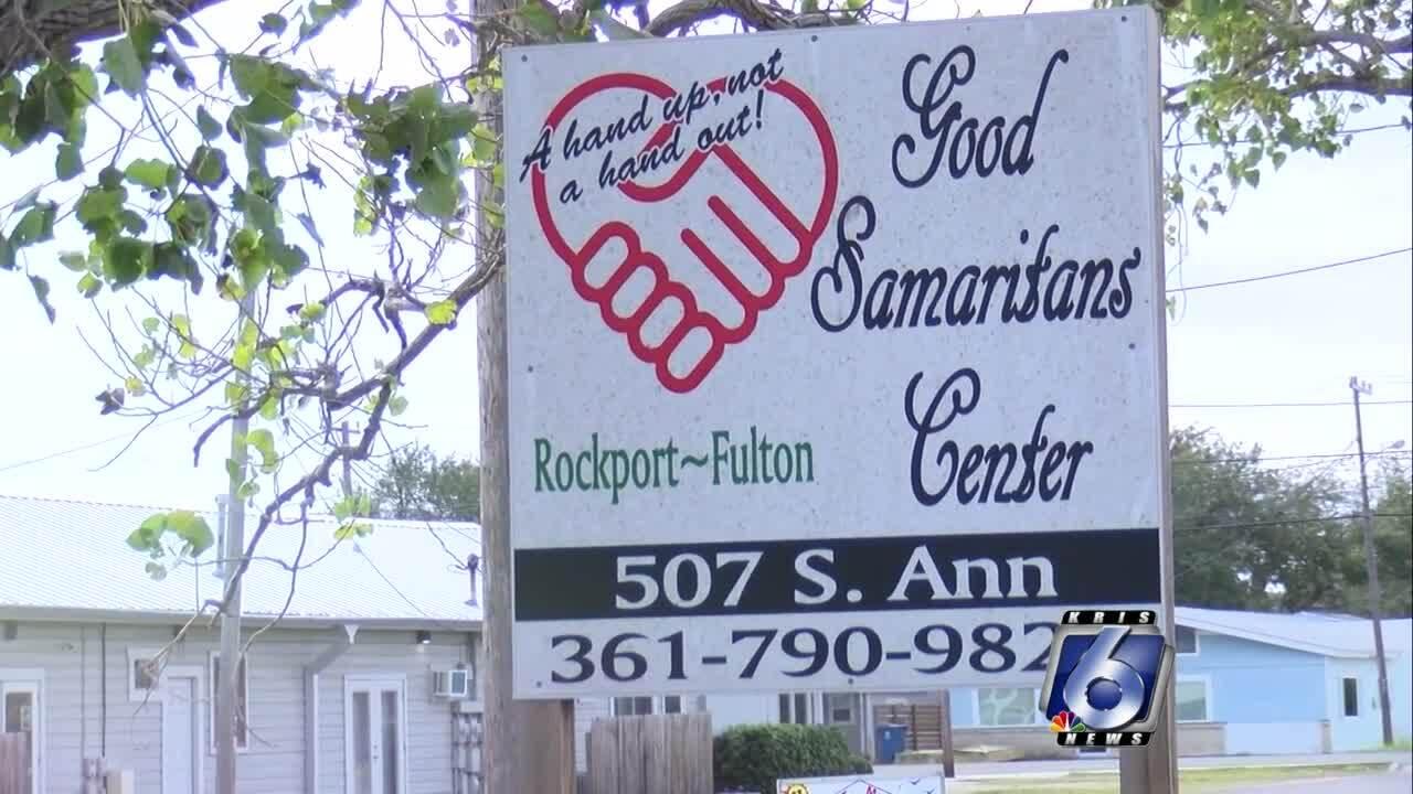Rockport-Fulton Good Samaritan Service Center receive funding assistance